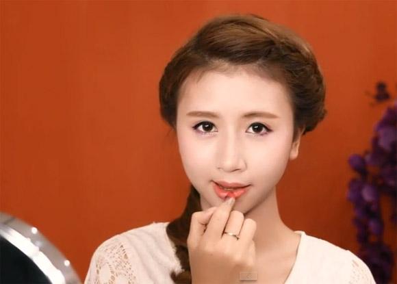 Trang điểm pastel dịu mát như Quỳnh Anh Shyn