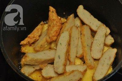 Cách làm chả cá kho dứa chua ngọt đậm đà cho bữa trưa