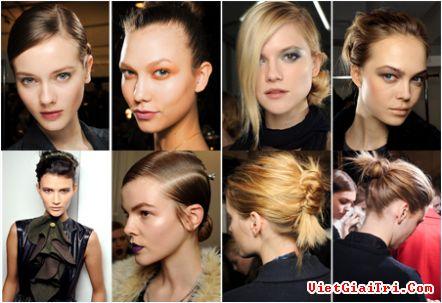 Những kiểu tóc hoàn hảo cho mùa đông