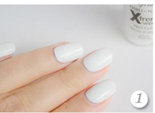 Hướng dẫn vẽ nail Color block tươi mát cho mùa hè 9