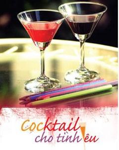Làm sao để pha chế  cocktail tình yêu