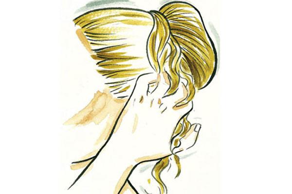 Hướng dẫn cách búi tóc cao cực dễ ai cũng làm được