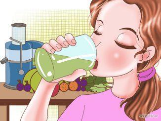 Cách giảm cân bằng nước ép hoa quả 12