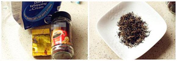 Cách pha trà sữa cà phê ngon nhất