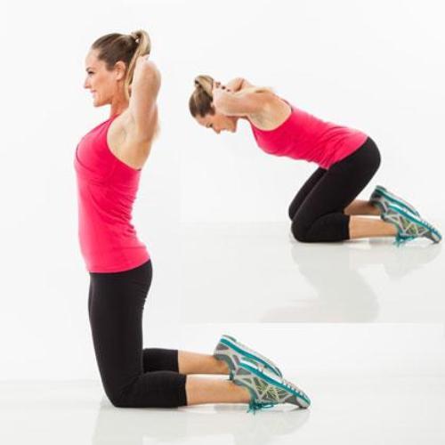 6 bài tập đơn giản chữa đau lưng