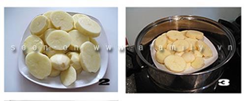 Cách làm bánh trung thu chay cho rằm tháng 8