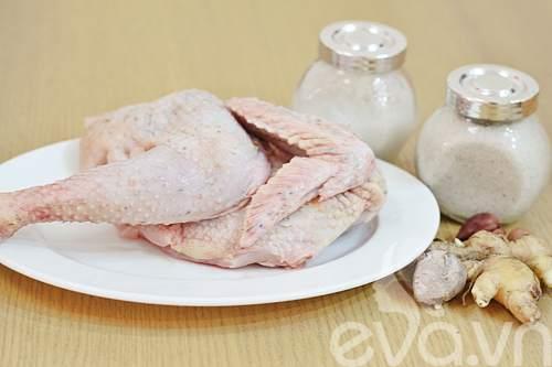 Cách làm gà kho gừng cay cay cho ngày thu se lạnh