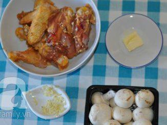 Cách làm gà nấu nấm thơm nức cho bữa tối 10