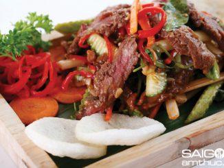 Hướng dẫn làm món gỏi bò Tứ Xuyên chua ngọt đưa cơm 16