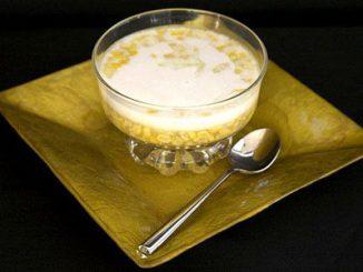 Hướng dẫn nấu chè bắp sữa ấm lòng ngày thu 10