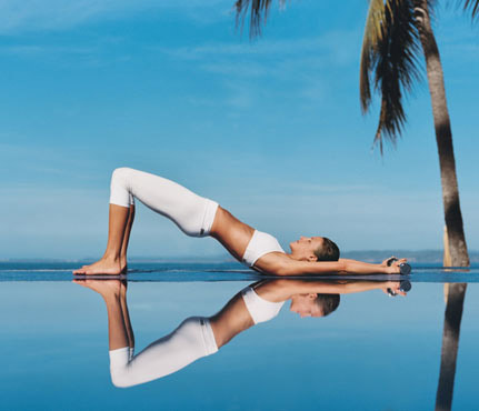 Hướng dẫn 8 động tác yoga cho vòng eo thon gọn