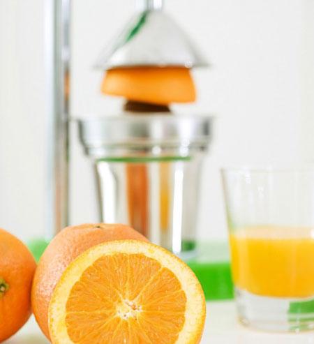 Bí quyết giảm cân chỉ bằng nước ép cam