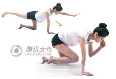 Hướng dẫn bài tập giúp chị em ngực nở, tay đẹp, chân thon
