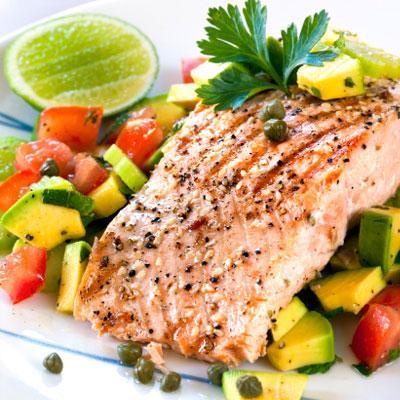 8 chất dinh dưỡng để giảm cân