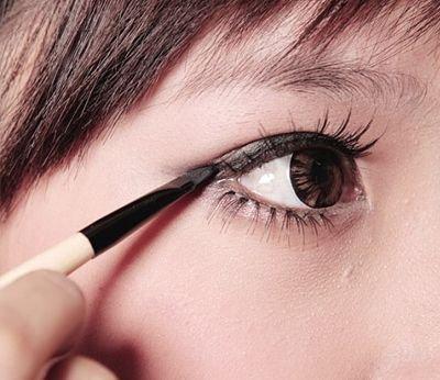 Hướng dẫn trang điểm mắt to tròn đáng yêu