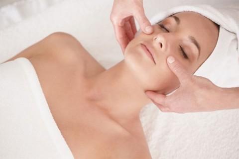 Hướng dẫn massage vùng mặt và đầu