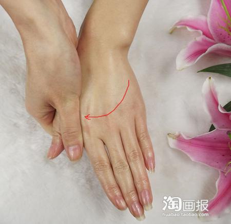 Hướng dẫn massage tay mùa đông
