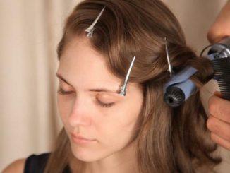Những bước đơn giản để sở hữu mái tóc gợn sóng của Veronica Lake 8
