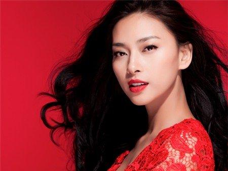 Chọn kiểu tóc đẹp như Ngô Thanh Vân