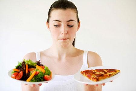 Điểm mặt những sai lầm khi giảm cân
