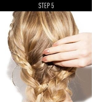 Cách tết tóc đẹp cho nàng tóc mỏng 'đốn tim' đối phương