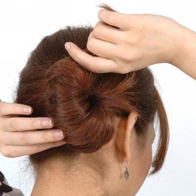 Hướng dẫn kiểu búi tóc Hàn Quốc dành cho công sở