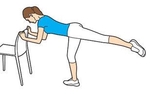 Hướng dẫn bài thể dục tại chỗ ngồi giúp giảm mệt mỏi