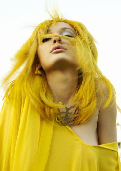 Làm sao để giữ màu tóc nhuộm bền đẹp?