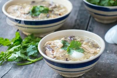 Cách nấu súp gà cực ngon cho bé yêu ngày cuối tuần