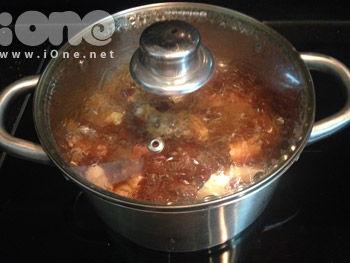 Thịt kho củ cải thơm ngon đậm đà ấm bụng ngày lạnh