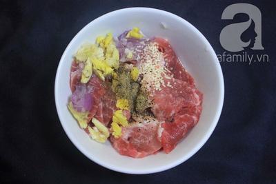 Thịt lợn xào dưa chua - món ngon dễ làm, không thử hơi phí