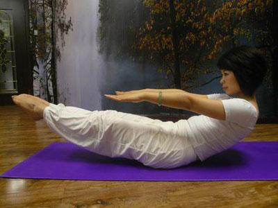 3 bài tập Yoga giảm béo bụng dễ dàng và hiệu quả