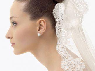 10 kiểu tóc cô dâu lãng mạn mùa thu 2012 10